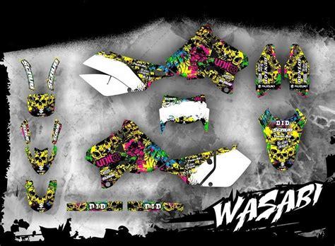 drz 400 dekor suzuki drz 400 dekor 1999 2016 wasabi st mx kingz
