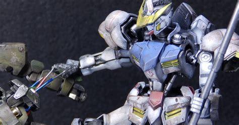 Hg 1144 Rx 78 3 G3 Gundam Expo Limited custom build hg 1 144 gundam barbatos vs graze duel