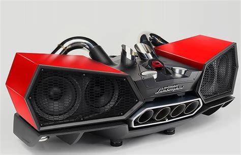 Lamborghini Esavox by Lamborghini X Ixoost Esavox Sound System Jebiga Design