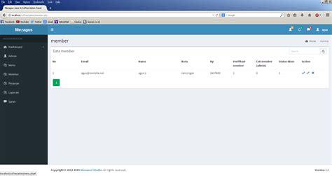membuat aplikasi toko online berbasis android aplikasi android toko online online store mezagus agus