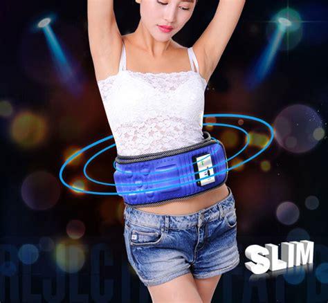 Slimming Belt Vibra Tone Terlaris Termurah electric vibrating slimming belt vibration massager belt vibra tone relax tone vibrating