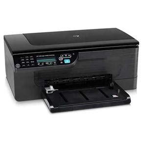 Tinta Printer Hp Officejet 4500 Multifuncional Hp Officejet 4500 Cm753a Preta Jato De