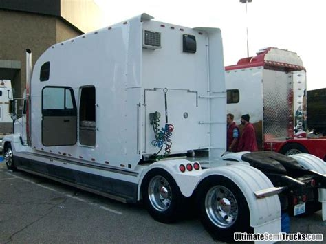 trailer bathroom mobile new pictures palace semi truck