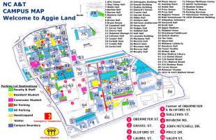 Nc State Campus Map by North Carolina State University Campus Map Autos Post