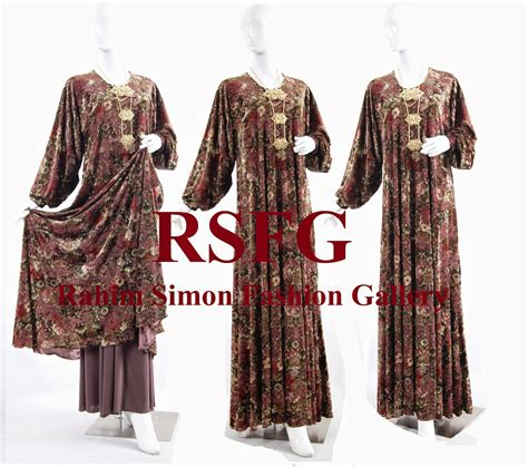 Set Baju Kebaya Nm 1 jubah baju kurung baju kurung piping baju kurung riau