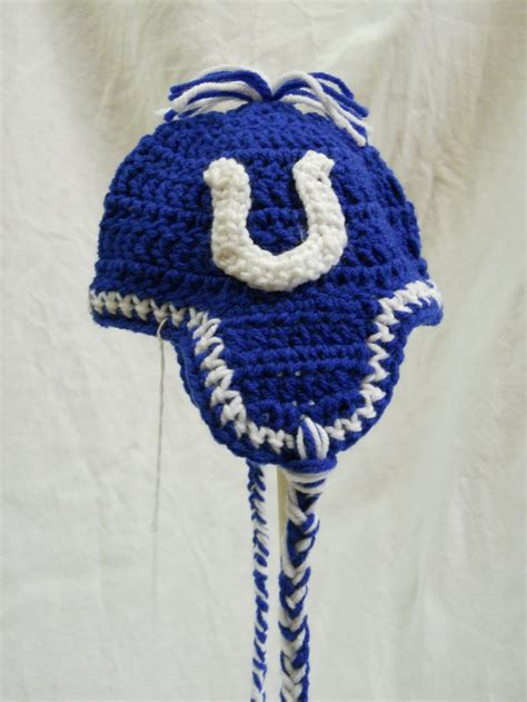 indianapolis colts baby hat colts pinterest