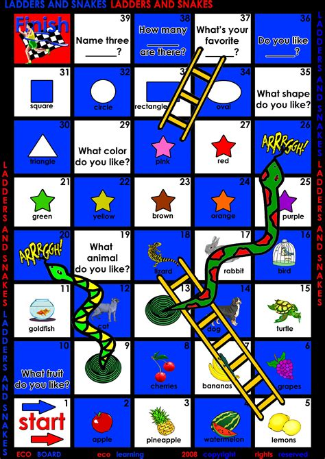 printable games for esl printable board games for kids yahoo image search