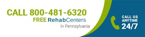 Free Detox Centers In by Free Rehab Centers Pennsylvania