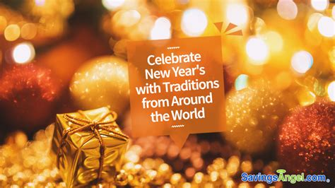 8 New Years Customs From Around The World by Celebrate New Year S With Traditions From Around The World