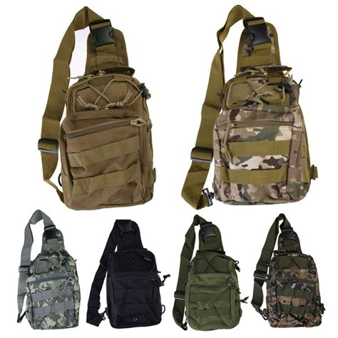 Luella Strappy Army Bag by Newest 2017 Chest Sling Backpack S Bags One Single