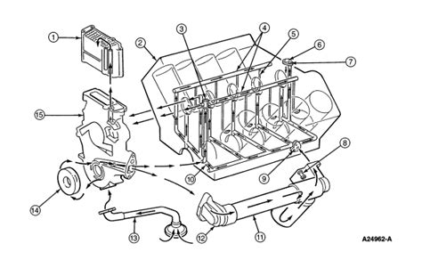 7 3 powerstroke engine diagram 7 3 powerstroke sel engine diagram get free image about