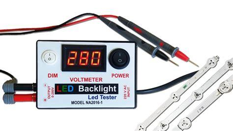 test tv led led tv backlight test cihaz箟 led tester na2016 1