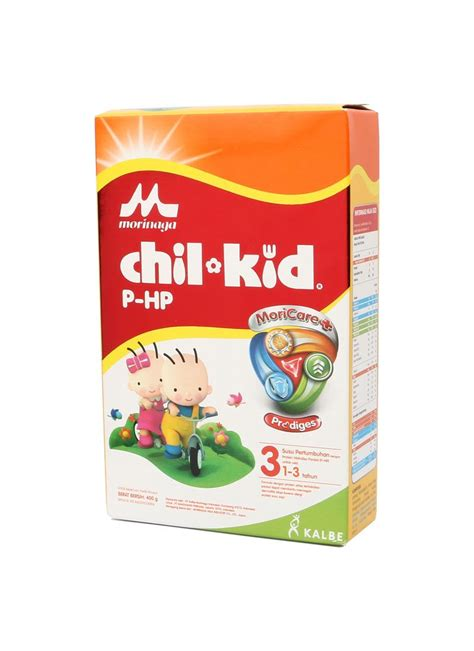 Chil Kid 3 Madu 1600g Box morinaga chil kid p hp prtmbuhan 3 box 400g klikindomaret