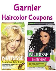 garnier hair color coupon garnier haircolor coupons 2 1 nutrisse and 2 1 nutrisse