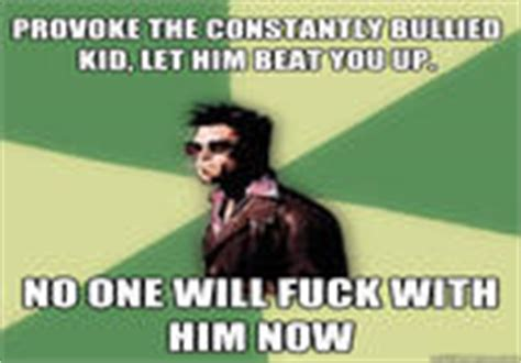 Tyler Durden Meme - image 106960 disruptive durden helpful tyler
