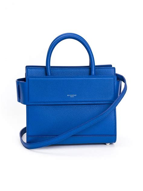 Givency Togo Bag 1 lyst givenchy horizon mini bag in blue