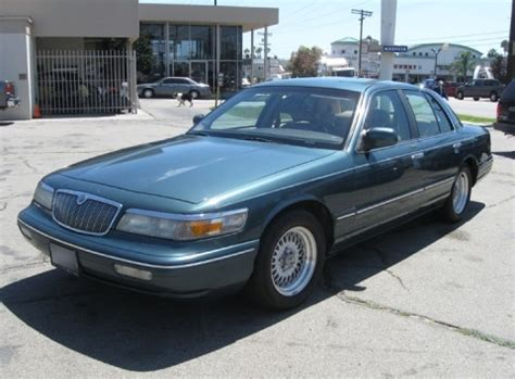 all car manuals free 1995 mercury grand marquis security system 1995 mercury grand marquis ls rental epicturecars
