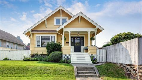 what is a craftsman bungalow a home once sold by