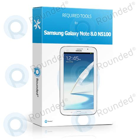 Samsung Galaxy Note 8 0 N5100 By samsung samsung galaxy note 8 0 n5100 complete toolbox