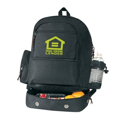 backpack with cooler section opentip com custom b 8441 cooler backpack with double