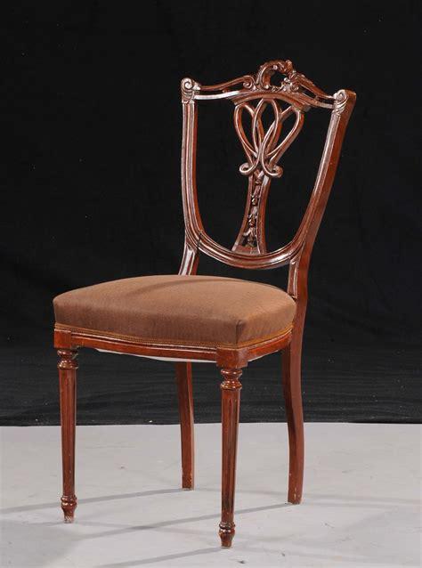 sedie luigi xiv ribalta in stile luigi xiv e sedia in stile luigi xvi