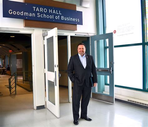 Mba Business School Accreditation by Goodman School Of Business Is The In Ontario To Get