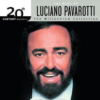 ti voglio bene assai testo caruso testo lucio dalla feat luciano pavarotti mtv