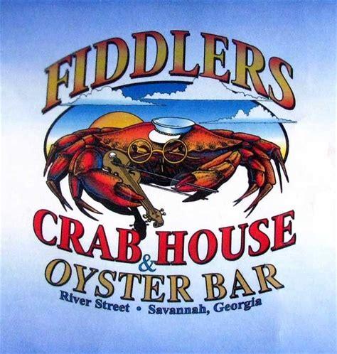fiddlers crab house christmas week in savannah georgia