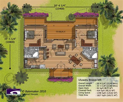 exotic house plans layout for hawaiian home hawaiian home landscape