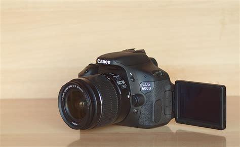 Kamera Canon Seri 600d vergleichstest teil 1 canon eos 600d vs nikon d5100