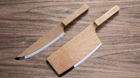 wooden knives  stunning