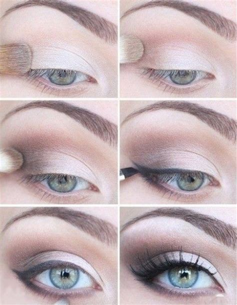 very natural makeup tutorial 12 eyeshadow makeup tutorials for blue eyed ladies