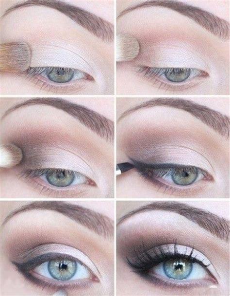 eyeshadow tutorial everyday 12 eyeshadow makeup tutorials for blue eyed ladies