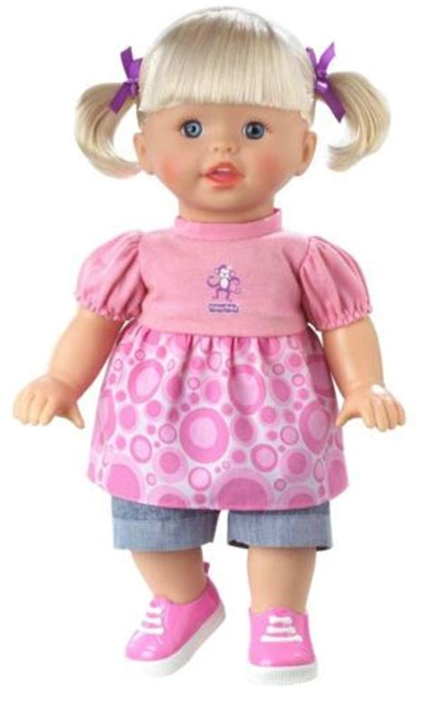 talking baby dolls fisher price s play all day talking baby doll