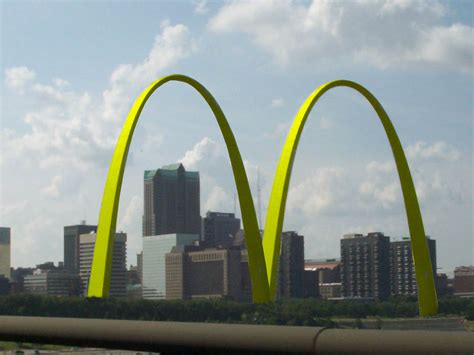 Its All In The Arch by Unnews Mcdonalds Finalizes Purchase Of The Gateway Arch