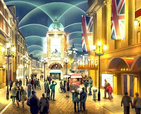london themes park london paramount 163 2b theme park to rival disneyland set