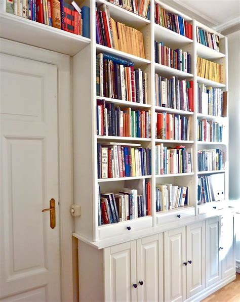 picture of awesome ikea billy bookcases ideas for your