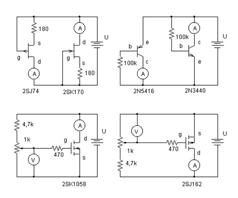 driver transistor bipolaire 2a diy