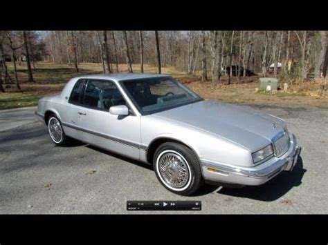 best car repair manuals 1989 buick riviera parking system 1989 buick riviera problems online manuals and repair information