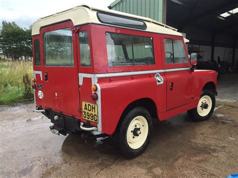 land rover classic for sale classic land rovers for sale warwickshire
