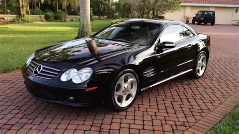 sold 2004 mercedes sl600 roadster for sale by auto