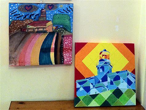 tema su un sogno nel cassetto il faro liceo artistico in mostra a 171 ponza