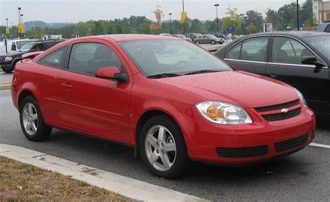 2007 Chevrolet Cobalt 2007 Chevrolet Cobalt Lt Coupe Specs