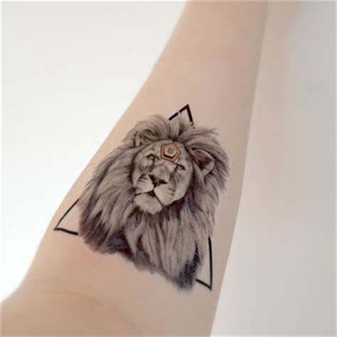 best geometric animal tattoo products on wanelo