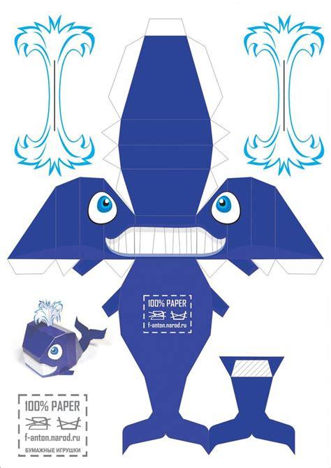 Pdf Papercraft - image detail for paper toys de personagens famosos