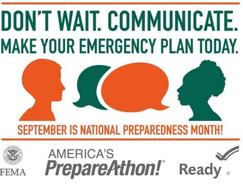 theme education month 2015 coming in september national preparedness month