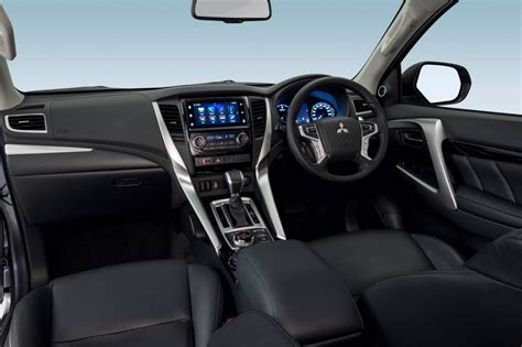 mitsubishi pajero sport 2016 interior 2016 mitsubishi pajero sport on sale in australia from