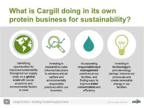 Cargill Business Model