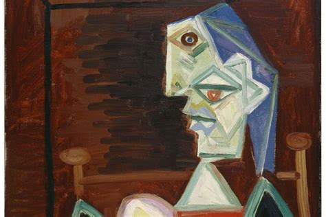unseen picasso paintings found in garage haute spots bellagio gallery of s unseen picasso