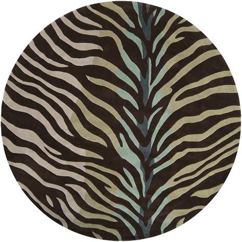 zebra print rug 8x10 surya area rugs cosmopolitan rug cos8865 chocolate brown contemporary rugs area rugs by